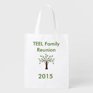 Reusable Bag - FAMILY REUNION