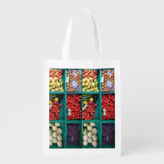 Reusable Bag Get rid of disposable plastic bags Market Totes
