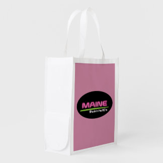Reusable Bag MAINE STUCK IN THE 80'S