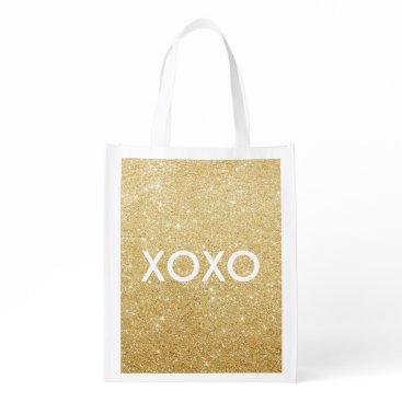 Beach Themed Reusable Bag - xoxo