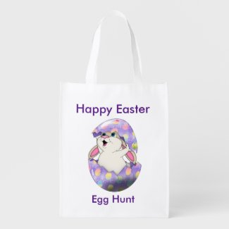 Reusable Easter Egg Hunting Bag