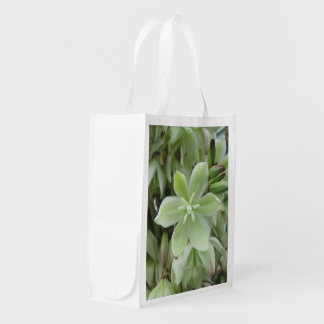 Reusable Grocery Bag - Yucca Flower