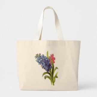 Reusable Ladies Floral Canvas Shopping Bag