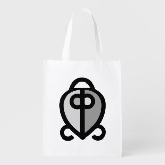 Reusable Produce Bags With Symbol Of Devotion Reusable Grocery Bags