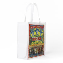 Reusable Shopping Bag 101 Ranch Western Cowboy