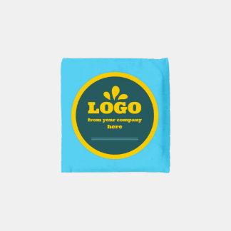 reusable sporran with company logo reusable bag