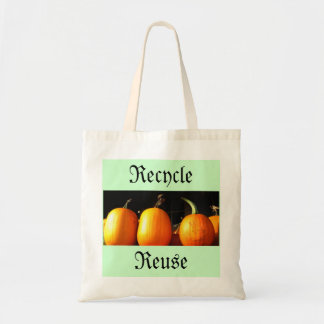 Reuse and Recycle Grocery Bag