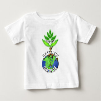 ReUse ReDuce ReCycle Baby T-Shirt