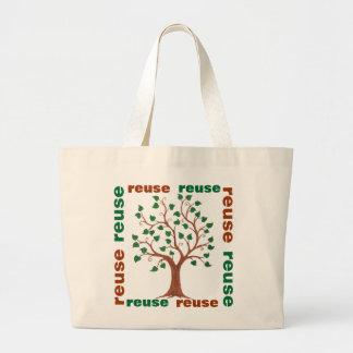 Reuse, Reuse..... - Customizable Grocery Bag