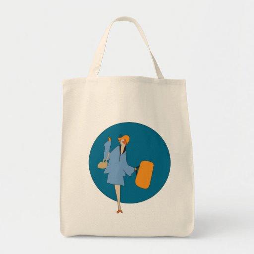 Reutilizable cualquier cosa bolso - bolso de compr bolsas lienzo