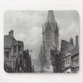 Reutlingen, engraved by J.J. Crew Mousepad
