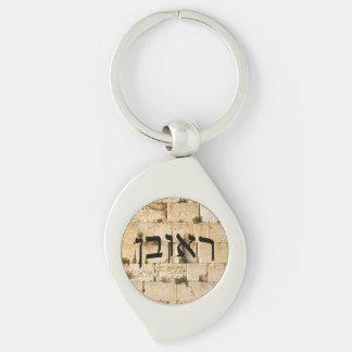 Reuven Reuben Rubin Key Chains