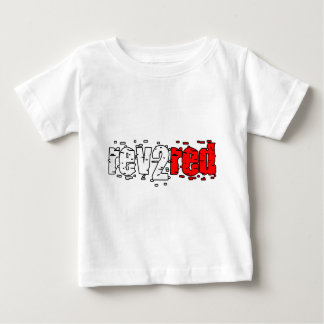 Rev 2 Red Baby T-Shirt