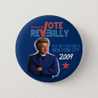 Rev Billy Talen Button
