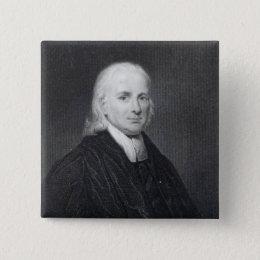 Rev Friedrich Schwartz Pinback Button