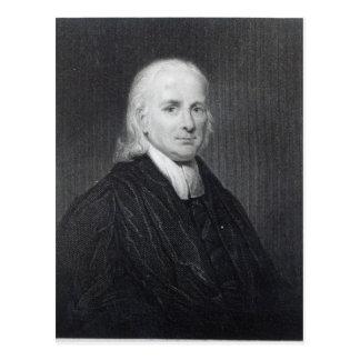 Rev Friedrich Schwartz Postcard