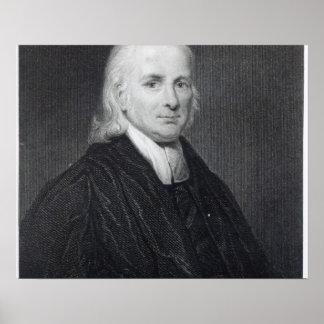 Rev Friedrich Schwartz Póster