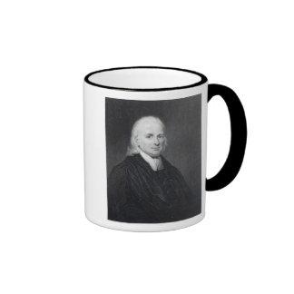 Rev Friedrich Schwartz Ringer Coffee Mug