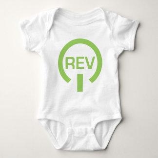 REV Graphic Baby Bodysuit