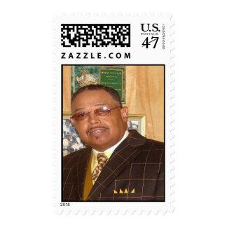 Rev. J. C. Carrington, Jr. Postage