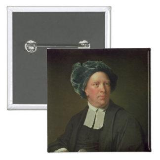 Rev. John Pickering, c.1777-80 Pinback Button