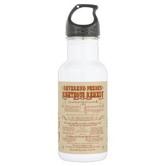 Rev. Pekoe's Remedy 18oz Water Bottle