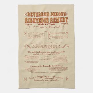 Rev. Pekoe's Remedy Towels