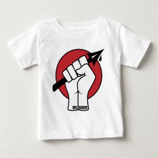 Rev. Shakes Spear Fist Logo Baby T-Shirt