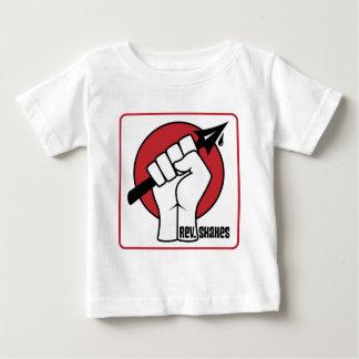 Rev. Shakes Spear Logo (Square) Baby T-Shirt