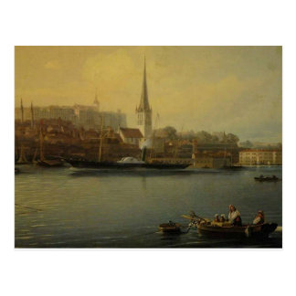 Reval 1850's postcard