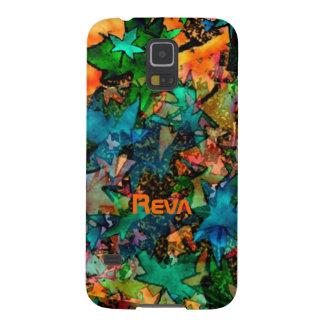 Reva's Full Color Samsung Galaxy S5 case