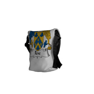 Reve Family Crest Courier Bags