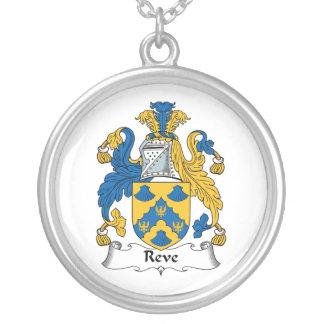 Reve Family Crest Necklace