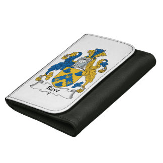 Reve Family Crest Leather Wallets