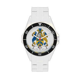 Reve Family Crest Wrist Watch