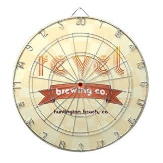 Revel el Dartboard del Co del Brew Tabla Dardos
