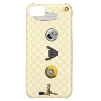 revel la piel del iPhone de la compañía de la elab Carcasa iPhone 5C
