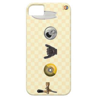 revel la piel del iPhone de la compañía de la Funda Para iPhone SE/5/5s