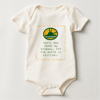 Revel My Friends Baby Bodysuit