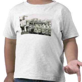 Revelación del monumento de guerra camisetas