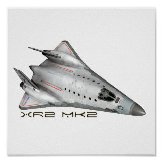 Revelador de XR2 MK2 Posters