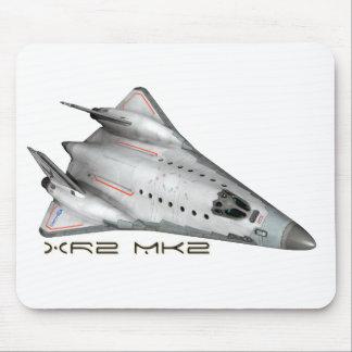 Revelador de XR2 MK2 Alfombrilla De Ratones