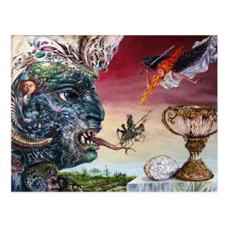 Revelation 20 postcard