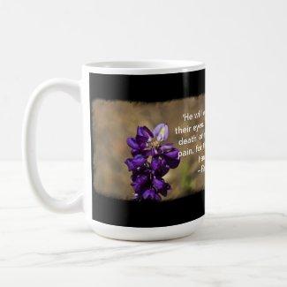 Revelation 21:4 mug