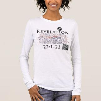 Revelation 22: 1-21 long sleeve T-Shirt