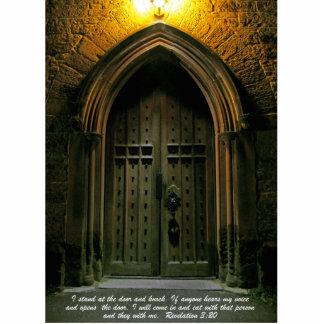 Revelation 3:20 Large Door Photo Cutout