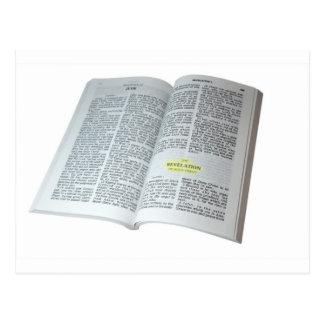 Revelation of Jesus Christ Postcard