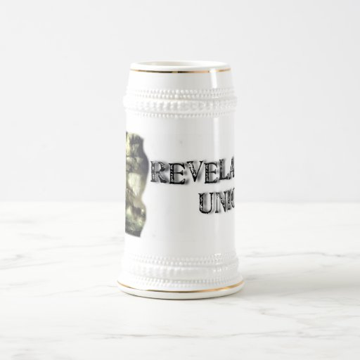 Revelation Union Beer Stein Mugs