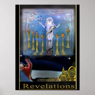 revelations 21:4 poster