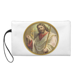 Revelations 3:20 products wristlet purse